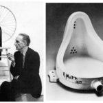 Nace del ready-made con Marcel Duchamp