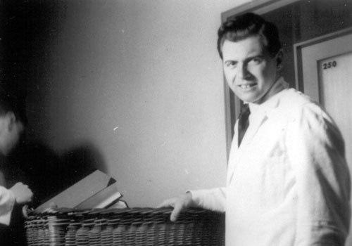 Josef Mengele en 1935