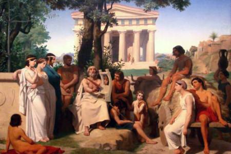 Tales de Mileto, el primer filósofo de la historia