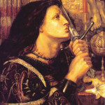 Juana de Arco, santa patrona de Francia