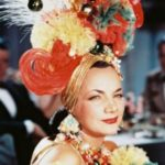 Carmen Miranda, mítica actriz brasileña
