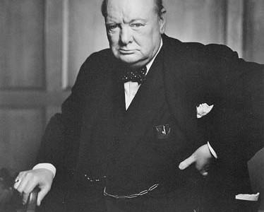 Sir Winston Churchill, el gran estadista