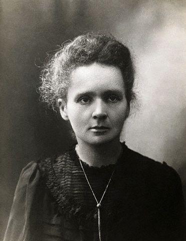 Marie Curie, Premio Nobel de Física y de Química