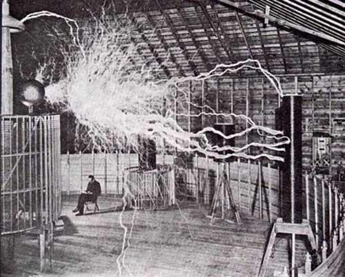 Nikola Tesla, genio científico hasta el fin