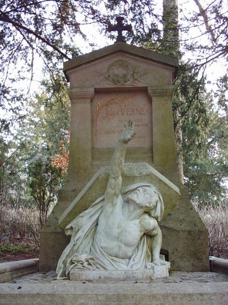 Sepulcro de Julio Verne