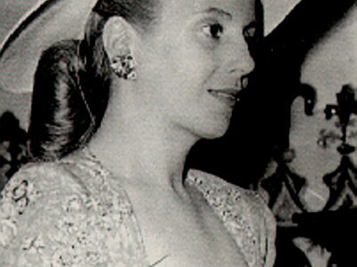 Eva Duarte de Peron, gran dama argentina