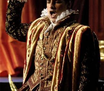 Juan Diego Florez, gran tenor peruano