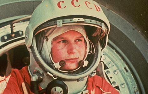 Valentina Tereshkova, primera mujer astronauta