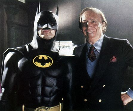 Bob Kane y Batman