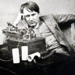 Thomas Alva Edison, el gran inventor