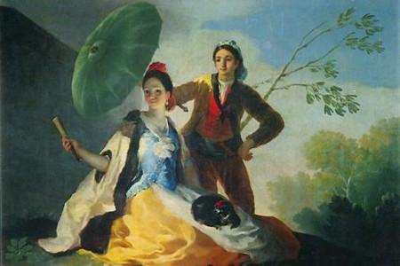 Francisco de Goya, gran pintor español