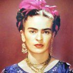 Frida Kahlo, pintora de México