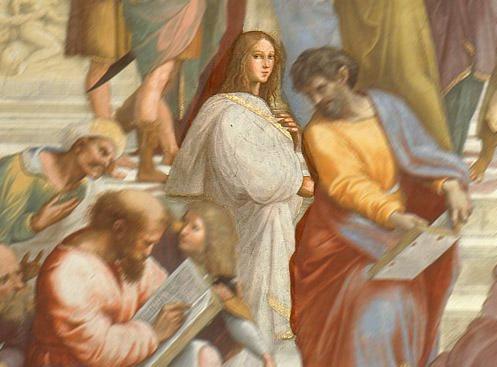 Hipatia, la más grande de la antigüedad tardía