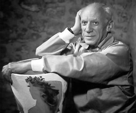 Pablo Picasso, creador del cubismo