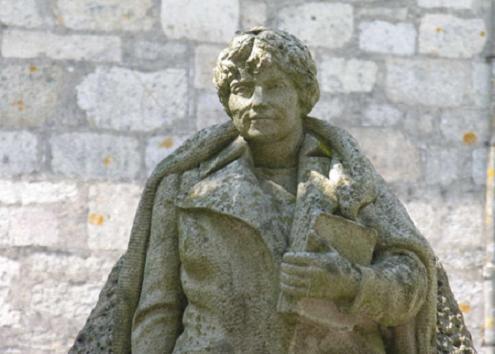 Rosalía de Castro, poeta gallega