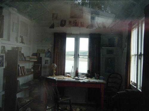 La cabaña donde escrib�a Dylan