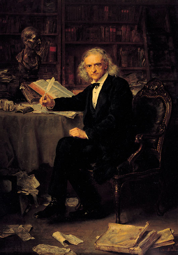 Theodor Mommsen, premio Nobel de Literatura
