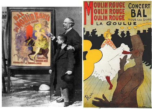 Henri De Toulouse Lautrec El Pintor De Montmartre