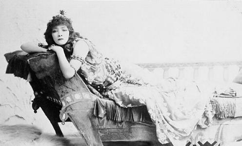 Sarah Bernhardt, la divina
