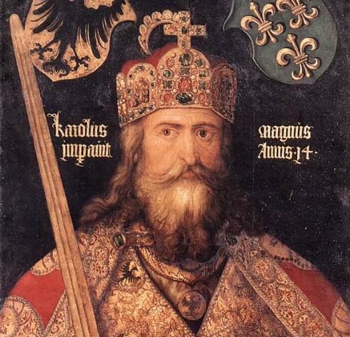 Carlomagno, el gran emperador franco