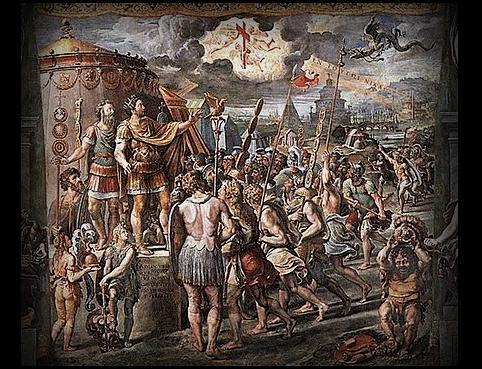 Constantino, el primer emperador cristiano