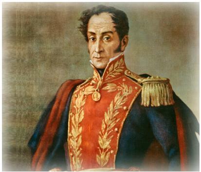 Simón Bolívar, El Libertador