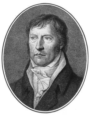Georg W. F. Hegel, el idealista absoluto