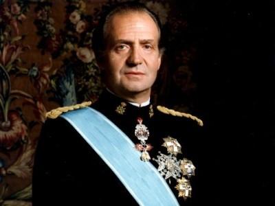 Juan Carlos I de Borbón, rey de España