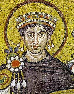 Justiniano, el reformador bizantino