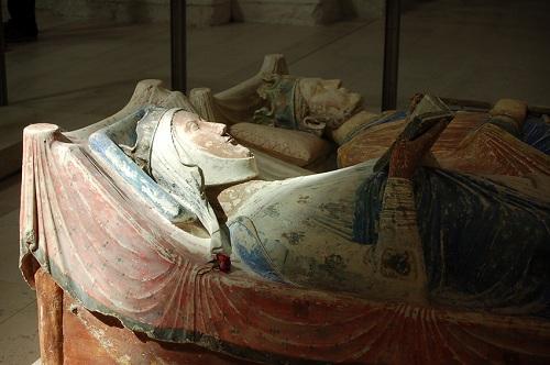 tumba de Leonor y Enrique