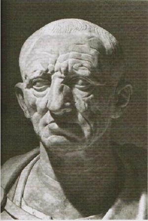 Catón el viejo, el padre de las letras latinas