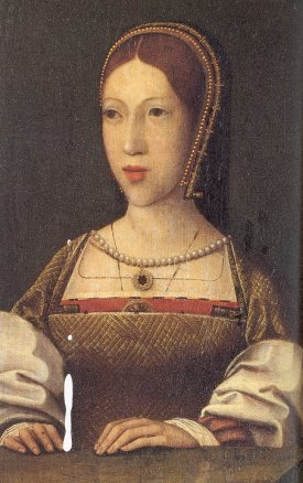 Margarita Tudor, hermana mayor de Enrique VIII