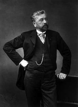 Gustave Eiffel, el padre de la Torre Eiffel