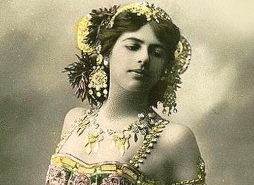 Mata Hari, la espía más famosa