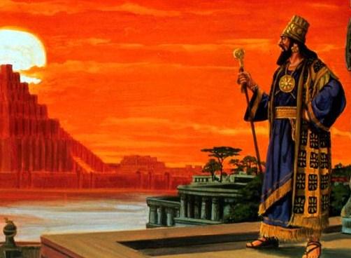 Nabucodonosor el gran rey de babilonia