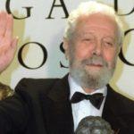 Luis García Berlanga, director de cine español