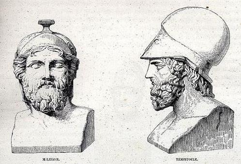 Temístocles, el salvador de Grecia