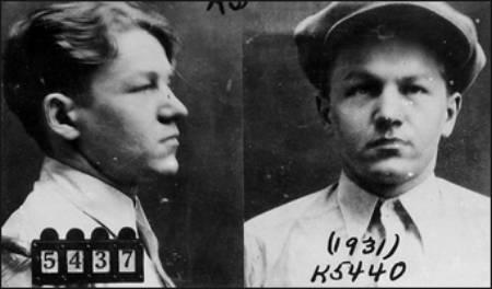 Baby Face Nelson, gángster estadounidense