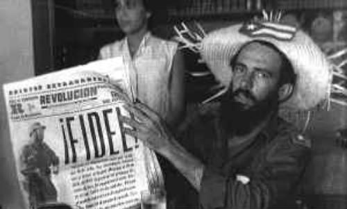 Camilo Cienfuegos, héroe de la Revolución Cubana