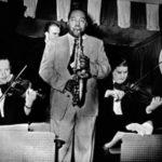 "Charlie ""Yardbird"" Parker, saxofonista de jazz"