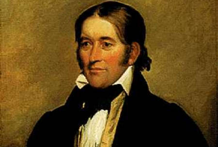 David Crockett, defensor de El Álamo