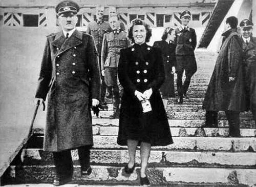 Eva Braun, La Dama de la Alemania Nazi