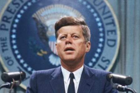 La carrera de John Fitzgerald Kennedy