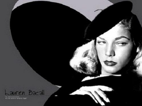 Lauren Bacall, diva del cine