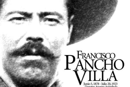 Pancho Villa, caudillo de la Revolución Mexicana