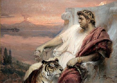 Nerón, emperador de Roma
