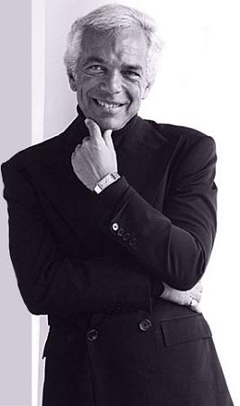 Ralph Lauren, pionero de la moda