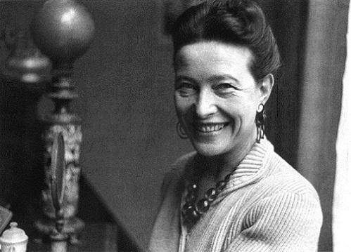 Simone de Beauvoir, filósofa