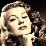 Rita Hayworth, estrella de la Historia del cine