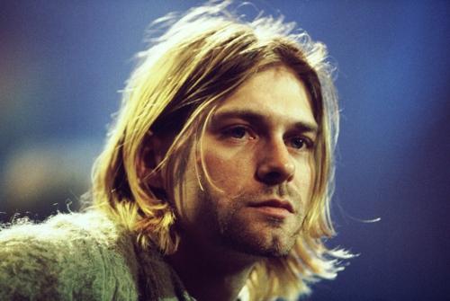 Kurt Cobain, mito del grunge
